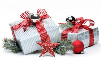 Het is weer tijd voor de kerstpakketten
